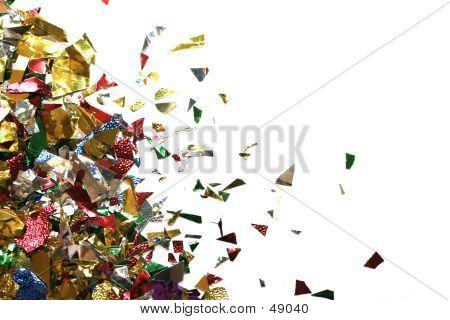 Confetti Triangle