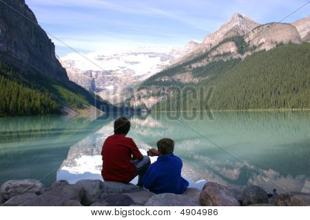 Lake Louise Inspiration