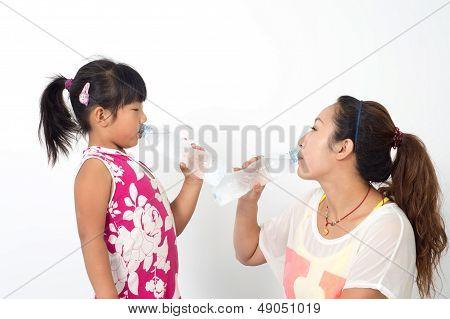 Mother Daughter Drink