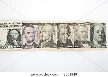 Creative Of U.s. Currency