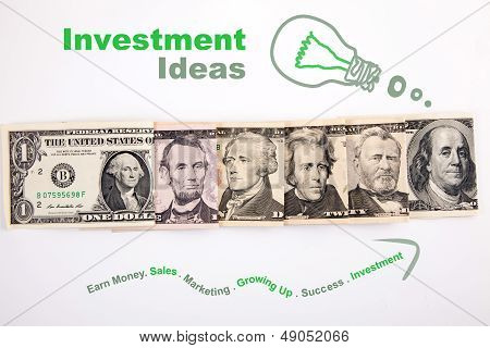 Investment Creative Idea