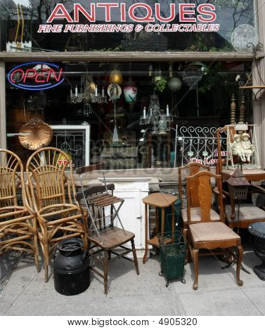 Old Antique Shop