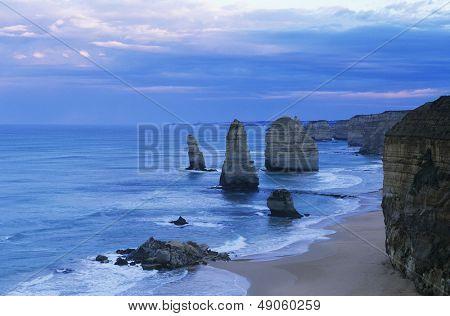 Australia Victoria Great Ocean Road Twelve Apostles