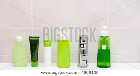 Green Vials