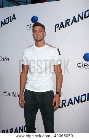 LOS ANGELES - AUG 8:  Chandler Parsons arrives at the