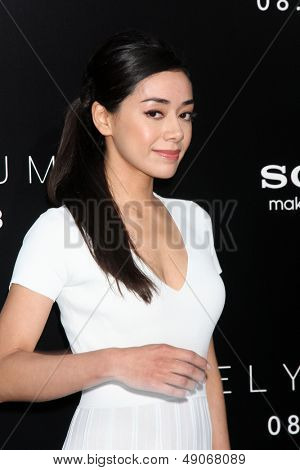 LOS ANGELES - AUG 7:  Aimee Garcia arrives at the