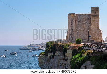 Wignacourt Tower in Malta