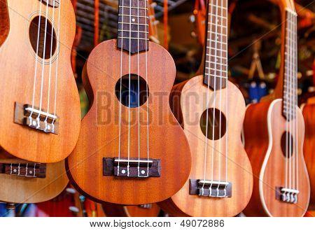 Guitarra de ukelele para vender