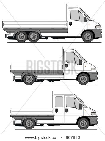 Open Truck