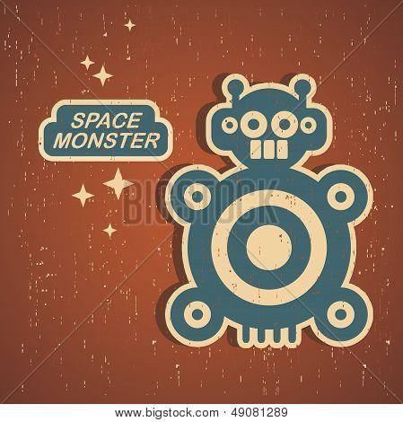 Vintage monster.