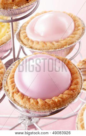 Two Pink Tarts