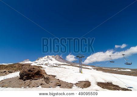 Mount Hood Chairlift