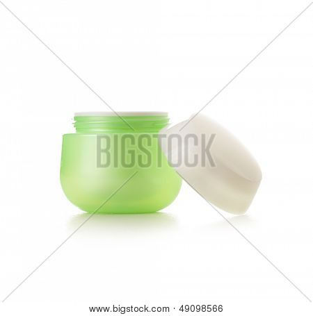 moisturizer cream isolated