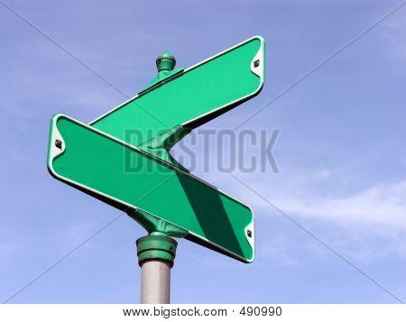 Calle signo