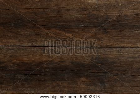 Old Driftwood Planks Rough Wood Surface