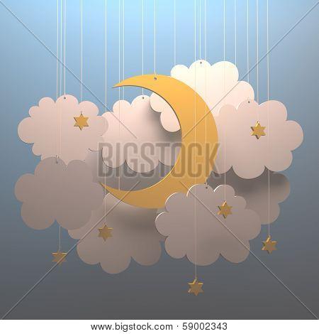 Moon Cloud