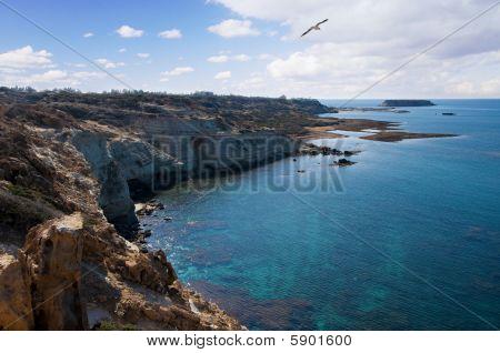 Cyprus Sea Coast
