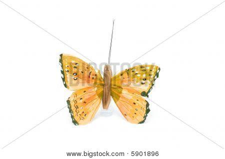 Butterfly clip
