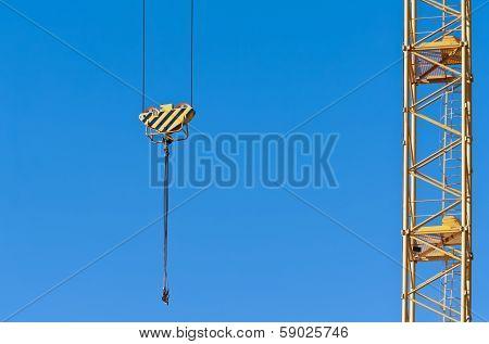 Tower Crane Hook