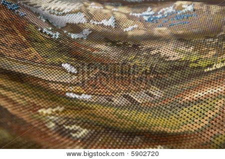 Gobelin embroidering