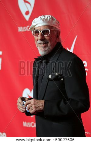 LOS ANGELES - JAN 24:  Lou Adler at the 2014 MusiCares Person of the Year Gala in honor of Carole King at Los Angeles Convention Center on January 24, 2014 in Los Angeles, CA
