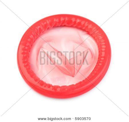 Red Condom