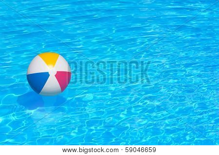 Inflatable Colorful Ball