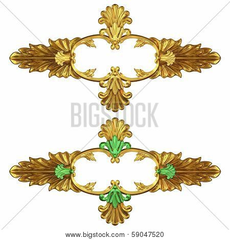 Gold Acanthus