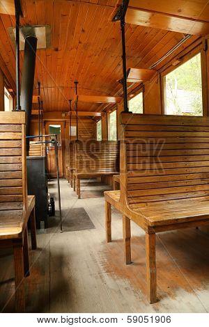 Mocanita touristic train - The last forestry steam working train in Europe - Romania, Maramures
