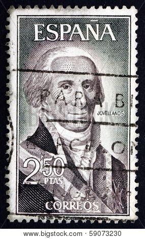 Postage Stamp Spain 1965 Gaspar Melchor De Jovellanos, Statesman