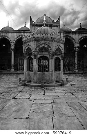 Ablutions Courtyard