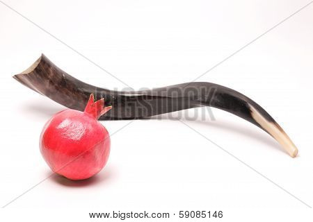 Pomegranate And Shofar