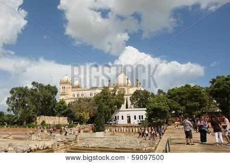 Carthage Cathedral In Tunis