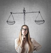 stock photo of libra  - balance - JPG