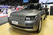 Nonthaburi - November 28: Range Rover The All New Range Rover Car On Display At The 30Th Thailand In