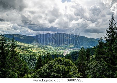 Rodna Mountains