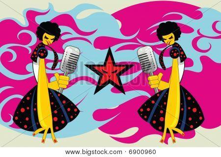 Fashion Singer