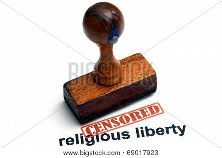 Censored Religious Liberty