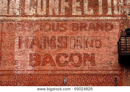 Hams And Bacon