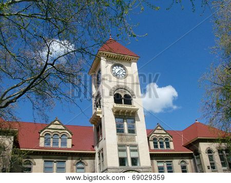Whitman College Clock Tower