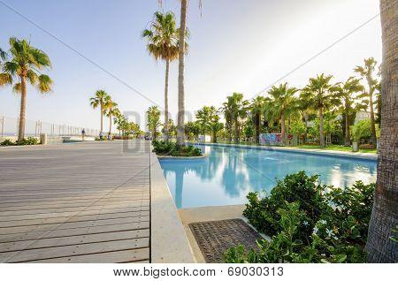 Molos, Limassol, Cyprus