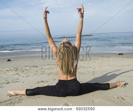 Exercise on the Beach