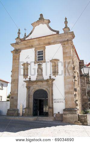 Old Friars' Church Facade