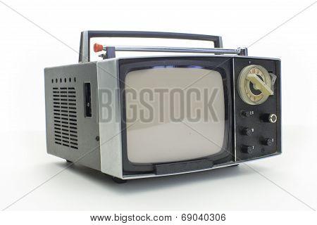 Retro Portable Televison