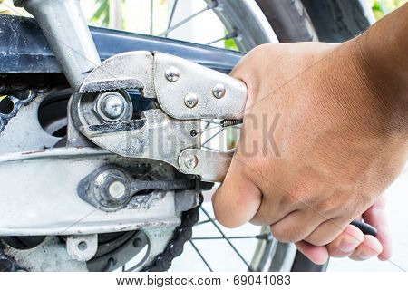 Motorcycle Repairing