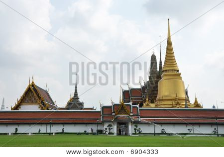 National Royal Temple Thailand