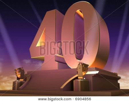 golden 40