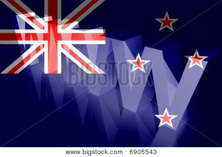 Flag Of New Zealand Www Internet