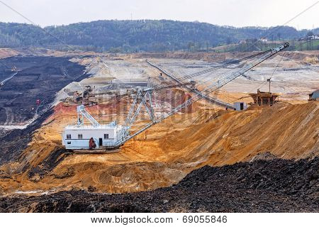 Open Mining Pit