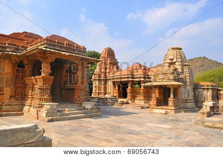 Indian Ancient Monument Temple